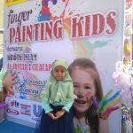 Finger Painting anak Paud