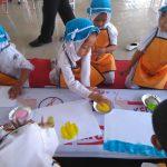 Finger Painting Sederhana