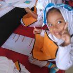 Finger Painting Anak TK